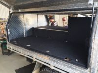 Tray Back Canopies & Ute Canopies