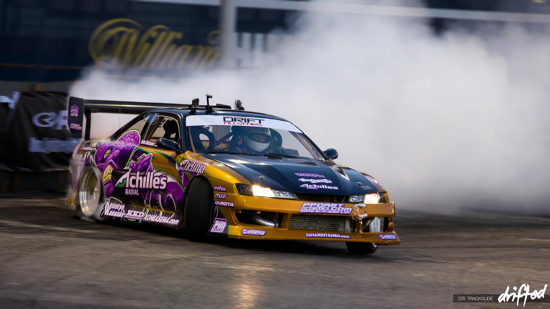 Best Car Drifting Wallpapers Desktop Juha Rintanen S Kouki S14 Drifted Com