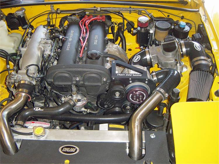 Ultimate Miata Supercharger Guide Drifted