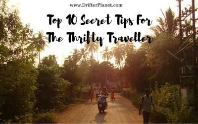 Top 10 Secret Tips For The Thrifty Traveller