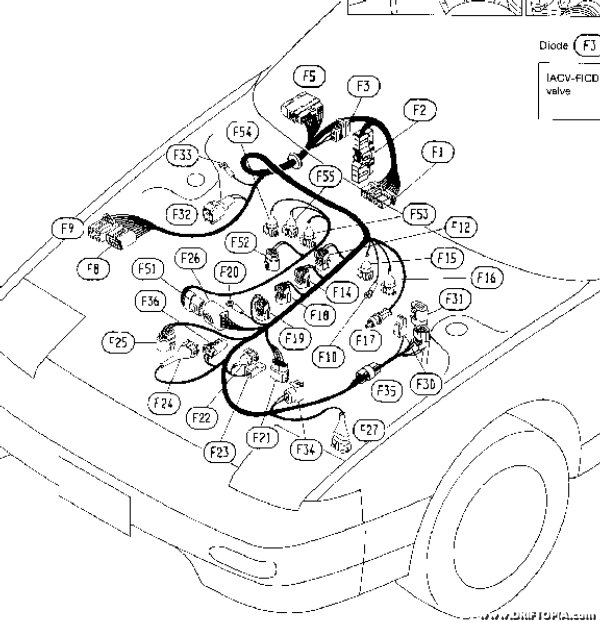 CA18DET Swap Guide (Part 1 Removing the KA24DE/KA24E) \u2013 Driftopia