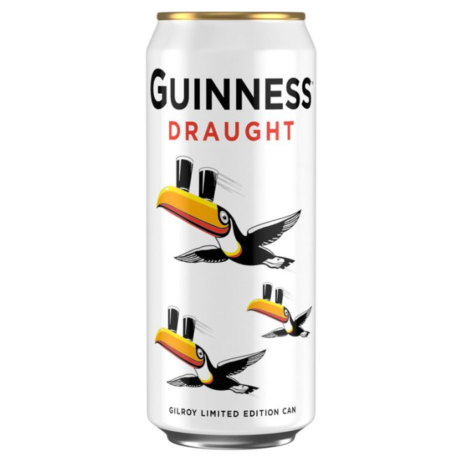 Guinness-Gilroy-Limited-Edition-Toucan-Can-440ml-RRP-5-for-4-cans-
