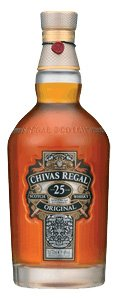 chivas25 Review: Chivas Regal 25 Year Old Scotch Whisky