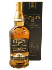 dewars12 Review: Dewars 12 Year Special Reserve Scotch