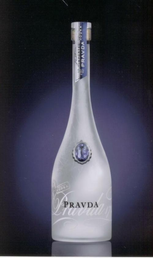 pravda 750ml for website Review: Pravda Vodka