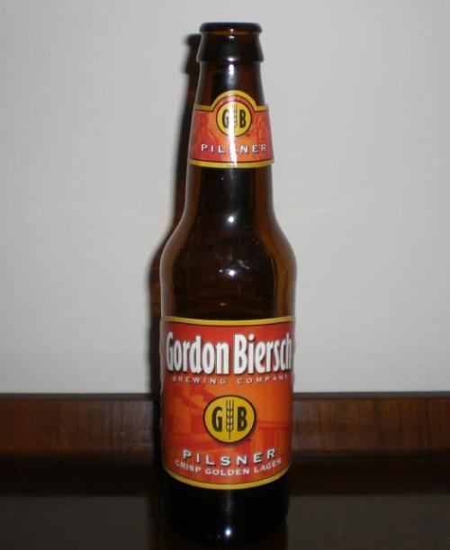 gordon biersch pilsner Review: Gordon Biersch Pilsner