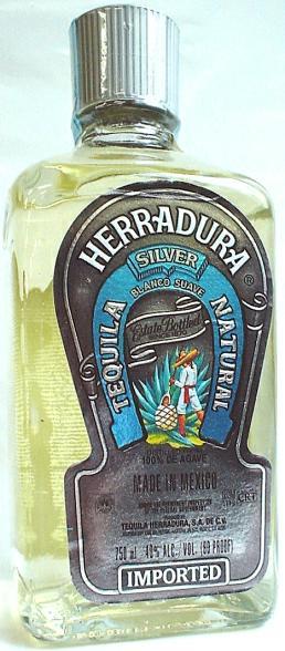 herradura silver Review: Herradura Silver Tequila