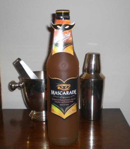 mascarade Review: Mascarade Liqueur