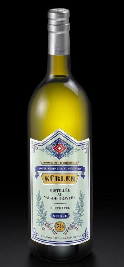 kubler absinthe Review: Kübler Absinthe