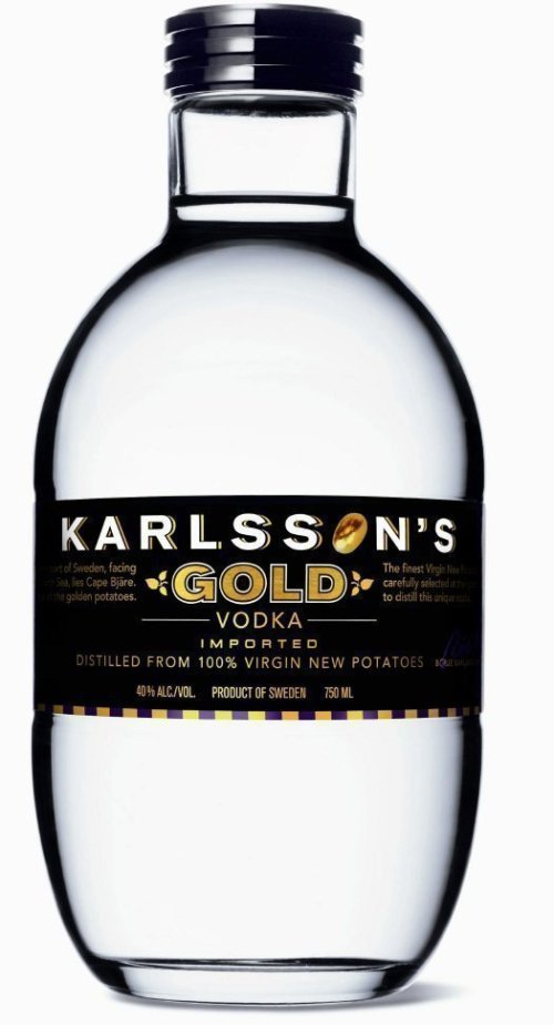 karlssons gold vodka Review: Karlssons Gold Vodka