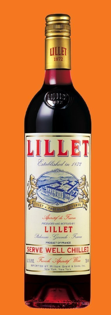 lillet rouge Review: Lillet Rouge