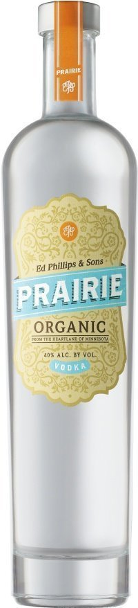 prairie organic vodka Review: Prairie Organic Vodka