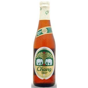 chang beer Review: Chang Beer