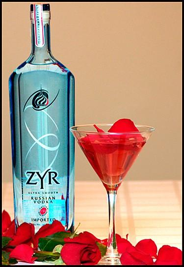 zyr vodka The Re Review: ZYR Vodka