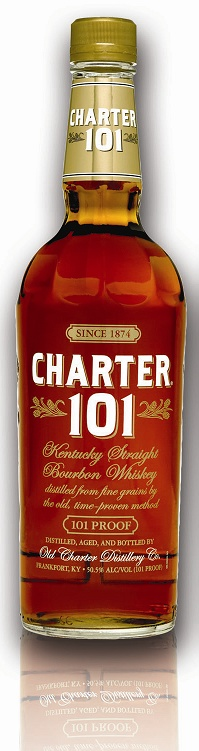 charter 101 bourbon1 Review: Charter 101 Bourbon