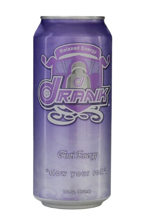 drank Review: Drank Anti Energy Drink