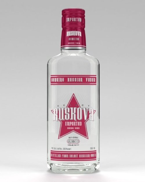 ruskova vodka1 Review: Ruskova Select Vodka