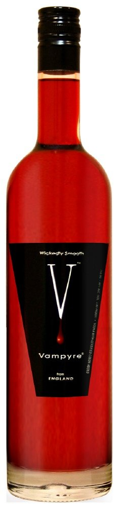 vampyre vodka red Review: Vampyre Vodka and Vampyre Red Vodka