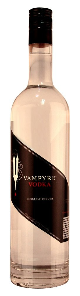 vampyre vodka Review: Vampyre Vodka and Vampyre Red Vodka