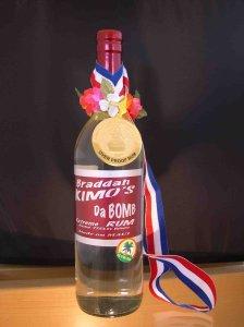 braddan kimos da bomb rum 224x300 Review: Maui Rums