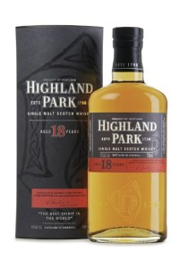 highland park 18 year 200x300 Drinkhackers 2008 Holiday Gift Guide   Best Alcohol/Spirits for Christmas