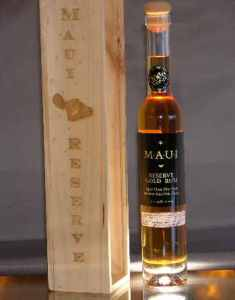 maui reserve gold rum 235x300 Review: Maui Gold Rum and Reserve Gold Rum