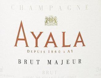 ayala brut majeur champagne Review: Ayala Champagne Brut Majeur