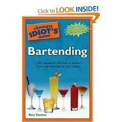 idiot bartending Book Review: The Complete Idiots Guide to Bartending