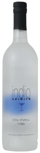indio vodka Review: Indio Vodkas