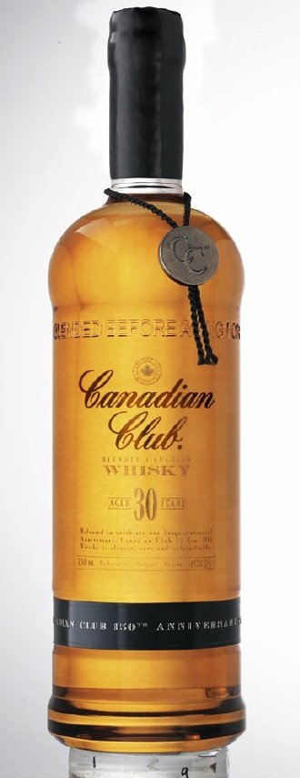 canadian club 30 year Review: Canadian Club 30 Year Old Limited Edition Whisky