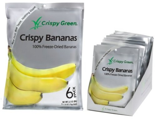 crispy bananas Review: Crispy Green Crispy Bananas