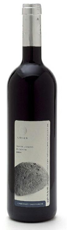 golan cabernet 20071 Review: 2007 Golan Heights Winery Golan Cabernet Sauvignon
