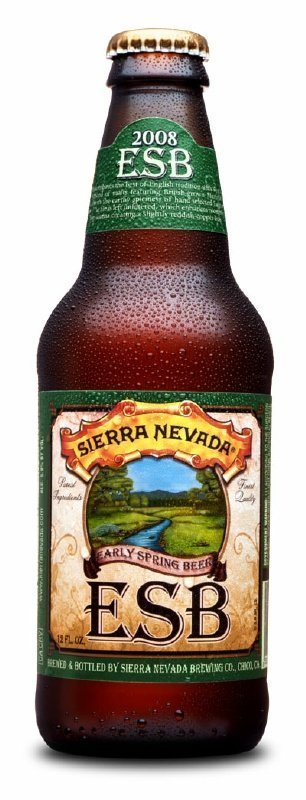 sierra nevada esb Review: Sierra Nevada ESB Early Spring Beer