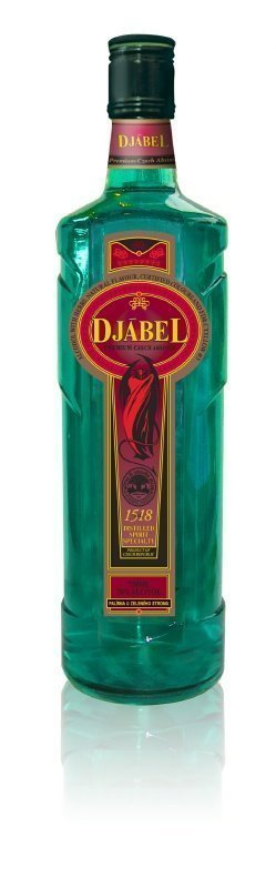 djabel absinthe Review: Djabel and Green Fairy Absinthe