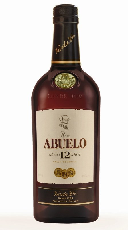 ron abuelo 12 year Review: Ron Abuelo 12 Anos