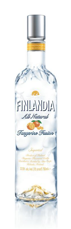 finlandia tangerine Review: Finlandia Tangerine Fusion