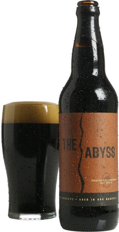 the abyss Review: Deschutes Brewery The Abyss Aged Stout 2008 Edition