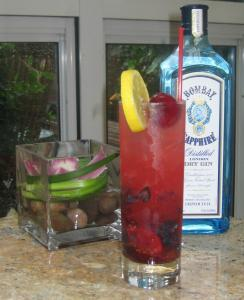 Sapphire American Collins 244x300 4th of July Cocktail Recipes   2009