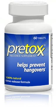 pretoxx hangover supplement Review: Pretoxx Alcohol Supplement