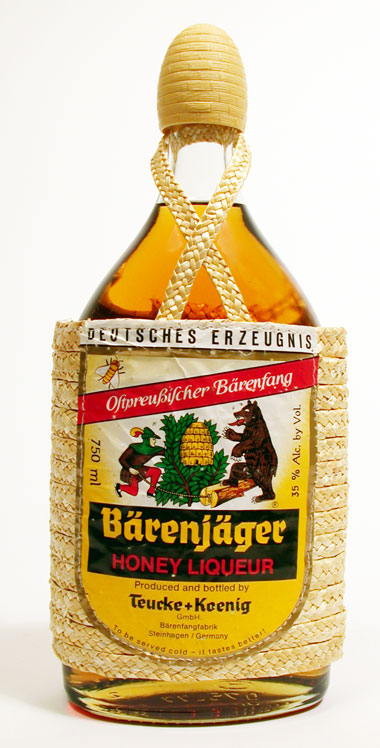 barenjager Review: Bärenjäger Honey Liqueur