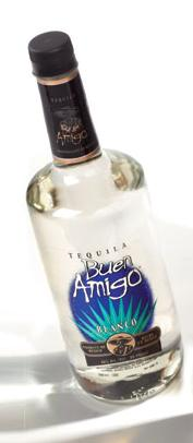 buen amigo blanco tequila Review: Buen Amigo Tequila Blanco