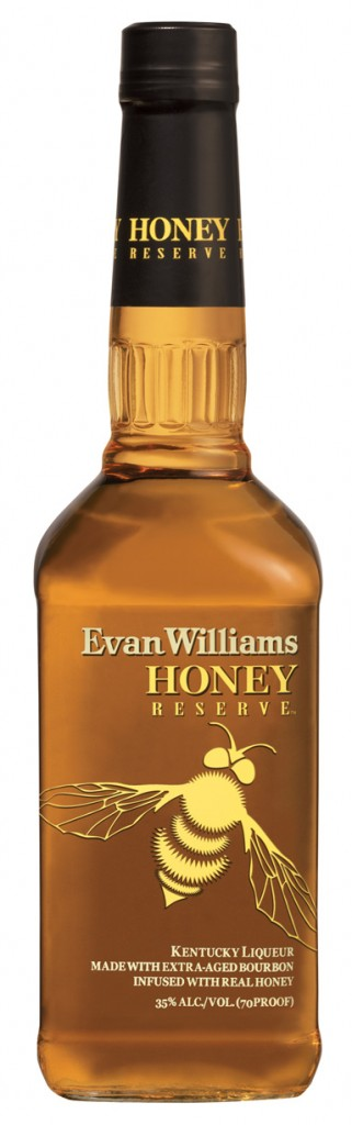 evan williams honey reserve Review: Evan Williams Honey Reserve Liqueur