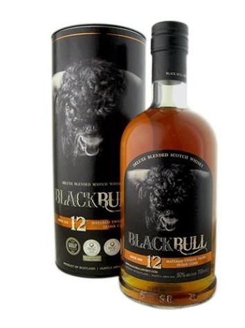 black bull 12 years old Review: Black Bull Blended Scotch Whisky 12 Years Old