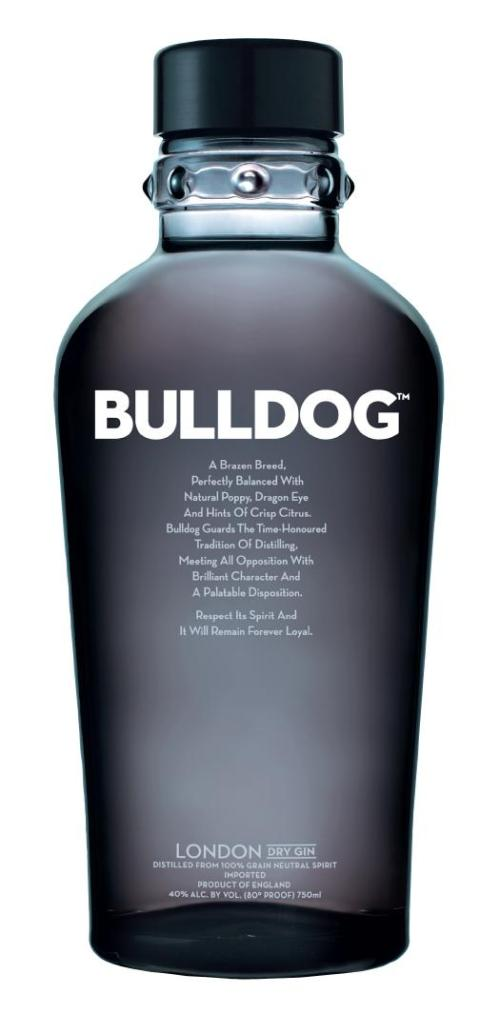 bulldog gin Review: Bulldog Gin