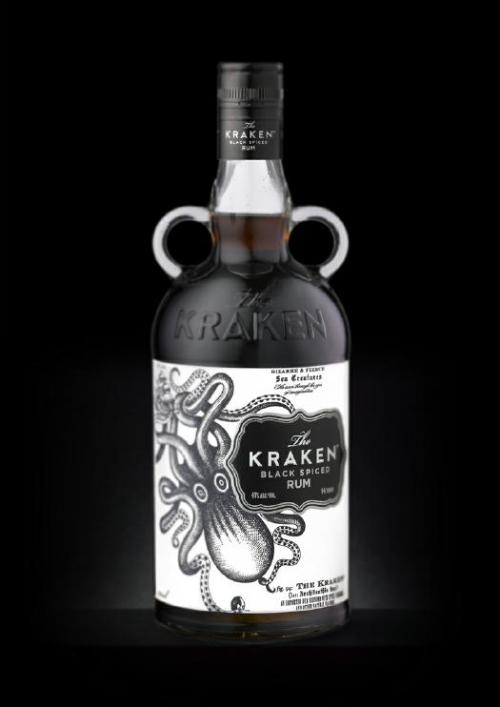 the kraken black spiced rum Review: The Kraken Black Spiced Rum