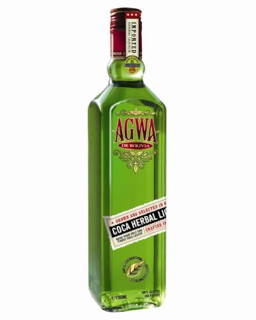 agwa de bolivia coca leaf liqueur Review: Agwa de Bolivia Coca Leaf Liqueur