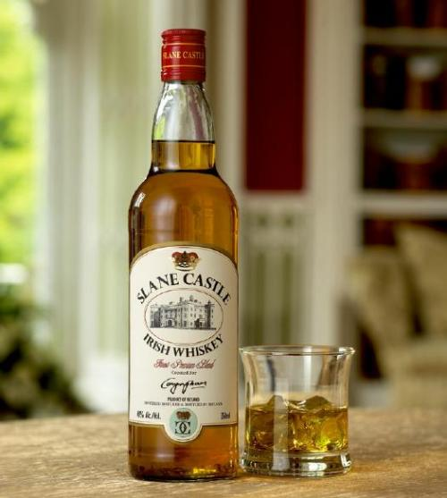 Slane Castle Irish Whiskey Review: Slane Castle Irish Whiskey