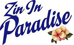 Zin in Paradise wflower small Win Tickets to San Francisco ZAP Zinfandel Grand Tasting