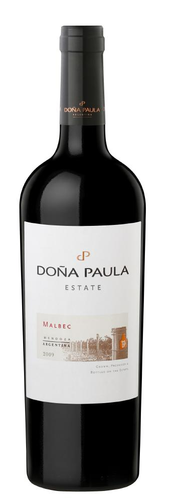dona paula malbec 2008 Review: 2008 Doña Paula Malbec