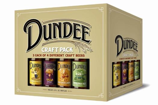 dundee brewing mixed pack